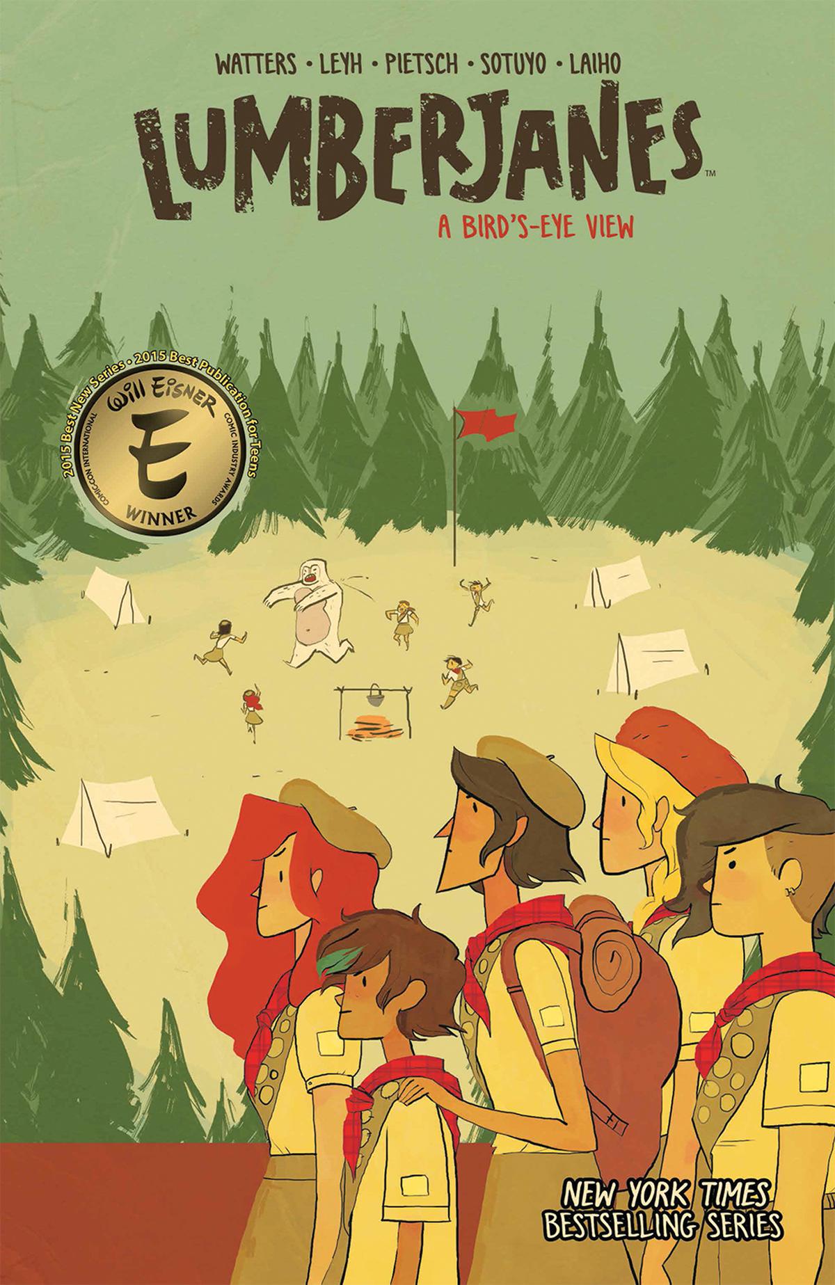 Lumberjanes vol 7